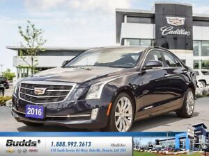 2016 Cadillac ATS 2.0L Turbo Premium Collection 2.99% for up...