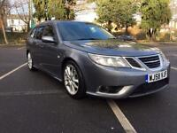 2008 SAAB 9-3 AERO TTID AUTO GREY TWIN TURBO MINT CONDITION