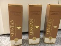 Xen-Tan Luminous Gold Gel Medium, Fake Tan 148ml RRP £25 All 3 bottles for sale NEW