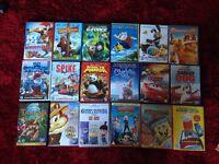 Massive bundle kids dvds 85 in total