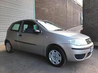 2004 IMMACULATE FIAT PUNTO ACTIVE MAY MOT SERVICE HISTORY