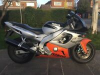 Yamaha Thundercat, YZF600R, 2000 Reg, low 19k miles and garaged