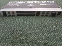 Feedback Destroyer Pro FBQ 2496