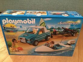 Play Mobil summer fun