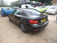 BMW 218D SPORT - LS15XND - DIRECT FROM INS CO