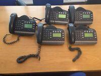 5x BT Versatility Phones