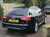 Audi A6 Allroad Quattro Special Edition 2011 Stunning Immaculate Car