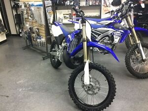 2017 yamaha  YZ250X 2-Stroke TRADES WELCOME