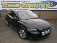 ***2009 Volvo C30 S DRIVE D **ONLY £30 TAX**FULL SH**FULL MOT**( focus astra golf leon ibiza polo )