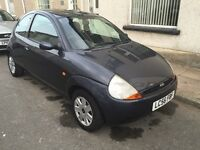 Ford ka, low mileage