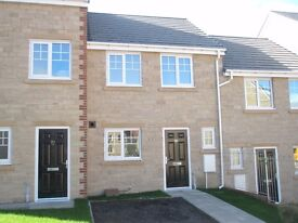 2 Bedroom Home, Parking Bay + Enclosed Rear Garden, Moorside, 3 Miles To Consett, Available April