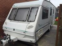 Abbey cachet 4 berth touring caravan
