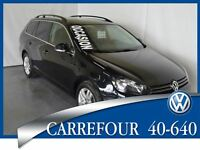 2011 Volkswagen Golf Wagon TDI Highline Automatique