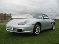 Porsche Boxster in excellent condition - less than 29,000 miles