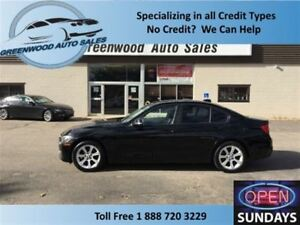 2012 BMW 320I GREAT KM'S (93235 KM'S) LEATHER, PRICED TO MOVE!