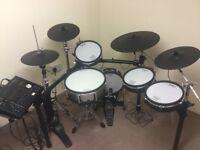 Roland TD-50K V-Drum Set *As New Condition*