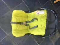Graco Candy Rock Car Seat and Base