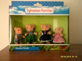 Sylvanian Families, Dormice Family