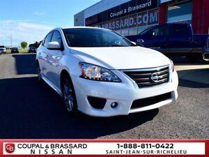 2013 Nissan Sentra SR*AILERON*1PROPRIO*DOSSIER ENTRETIENS COMPLE