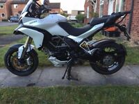 Ducati Multistrada 1200, Ducati FSH, Full Luggage, Belts + Valves done, Recent tyres, brake pads