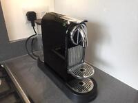 Nespresso Magimix Citiz Coffee Machine In Limousine Black