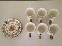 Tea of coffee set for six
