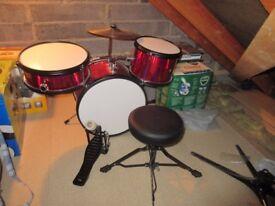 Musical, Drum kit for children