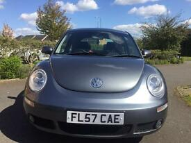 VW Beetle 1.6 Luna Grey