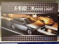 6000k HID xenon kit. Credit card and debit cards accepted at no extra cost
