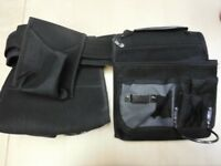 Pocket Double Tool Belt Work Pouch Joiner Nail Bag Work