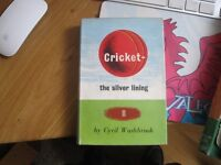 Books by star cricketers and writers from the 1940's and 1950's