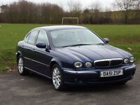 Jaguar X-type 2.5 petrol AWD, 4x4, new MOT, manual, good condition. NOT MONDEO, 325, C-CLASS,VECTRA