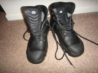 Steitz secura Oslo BAU gore II size 43 uk 9 steel toe cap goretex safety work boots NEW