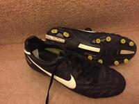 Nike Tiempo football boots uk size 6