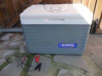 Ezetil 12V Camping Travel Fridge Coolbox Battery