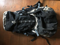 Travel Backpack DEUTER Airconnect 50+10 mint condition