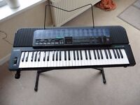 Electronic Full Size Keyboard little used. Very good condition