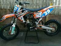 KTM SX85 SX 85 SMALL WHEEL 2014