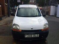 Renault kangoo Van spares or repairs