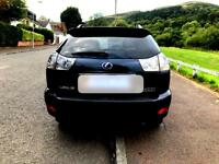 Lexus RX400h full LSH and 12 Mnths Mot...