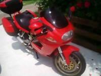 Ducati st2 1999 excellent condition low miles new mot