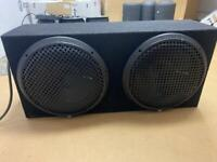 Rockford Fosgate Subs, Amps & 6x9's