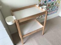 Ikea Changing Table one owner excellent condition
