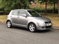 2007 Suzuki Swift 1.5 GLX Petrol Manual 5dr Hatchback P/X Welcome