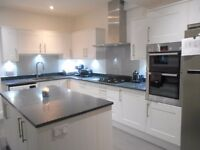 ALL BILLS INCLUDED NEWLY REFURBISHED ANNEX IN ASHFORD near to staines hatton cross heathrow airport