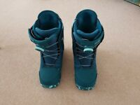 Ladies Snowboard Boots