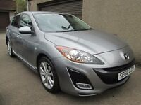 Mazda 3 1.6 TAMURA -MOT'D 13/02/2018, SERVICED, 3 MONTHS WARRANTY & 12 MONTHS AA COVER INCLUDED