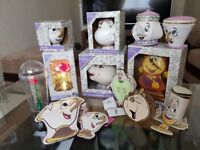 Full Beauty And The Beast Collection
