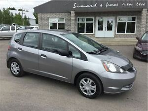 2009 Honda Fit DX Front-wheel Drive