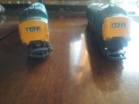 00 Hornby Trains and Carrages